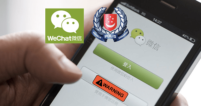 Victims of scams on WeChat lost over $70,000