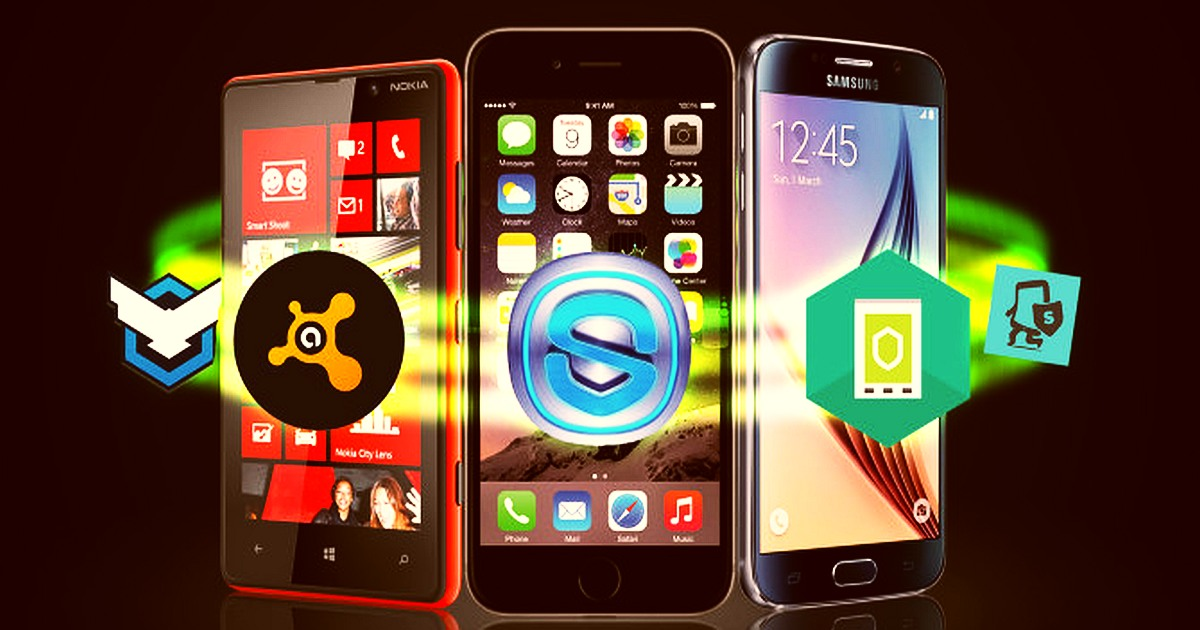 Best 5 Mobile Security Apps