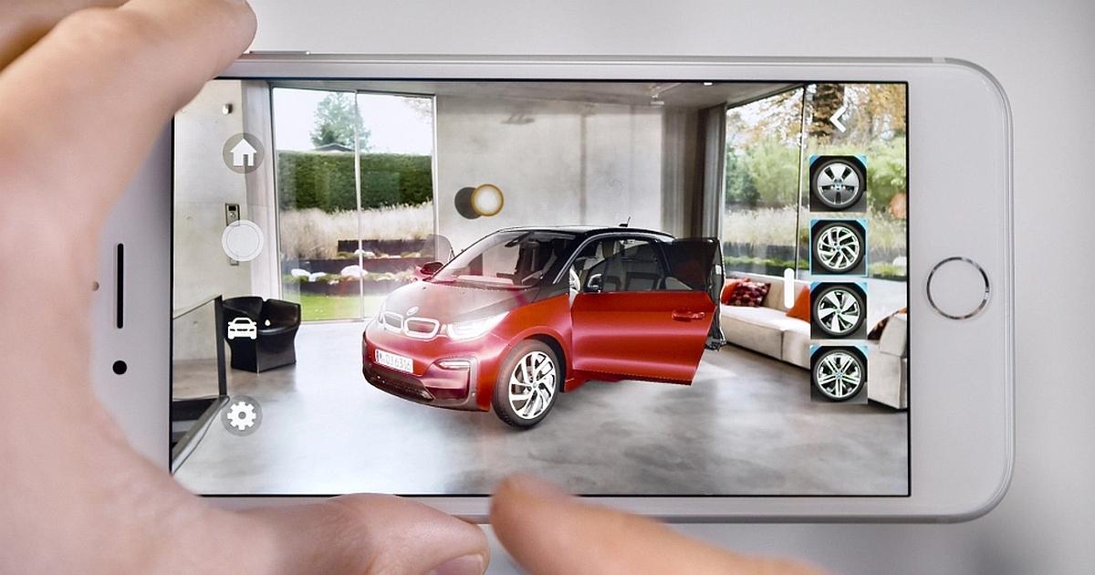 Apple Augmented Reality – AR App